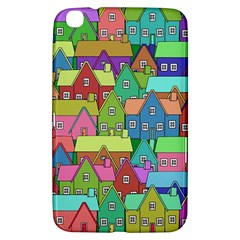 House 001 Samsung Galaxy Tab 3 (8 ) T3100 Hardshell Case
