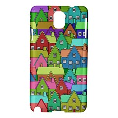 House 001 Samsung Galaxy Note 3 N9005 Hardshell Case