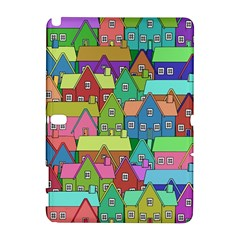 House 001 Samsung Galaxy Note 10.1 (P600) Hardshell Case