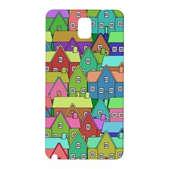 House 001 Samsung Galaxy Note 3 N9005 Hardshell Back Case