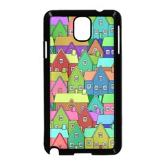 House 001 Samsung Galaxy Note 3 Neo Hardshell Case (Black)