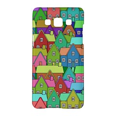House 001 Samsung Galaxy A5 Hardshell Case