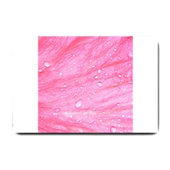 Pink Small Doormat  by timelessartoncanvas