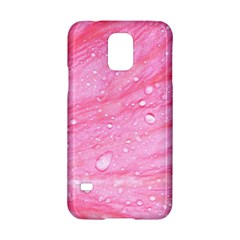 Pink Samsung Galaxy S5 Hardshell Case  by timelessartoncanvas