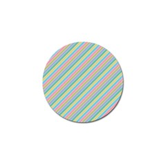 Stripes 2015 0401 Golf Ball Marker (10 Pack) by JAMFoto