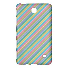 Stripes 2015 0401 Samsung Galaxy Tab 4 (8 ) Hardshell Case