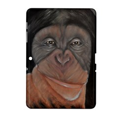 Menschen   Interesting Species! Samsung Galaxy Tab 2 (10 1 ) P5100 Hardshell Case  by timelessartoncanvas