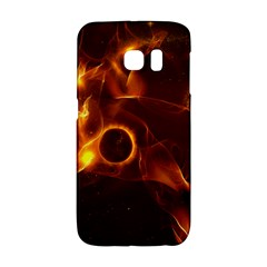 Fire And Flames In The Universe Galaxy S6 Edge by FantasyWorld7