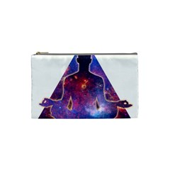 Deep Meditation Cosmetic Bag (small)  by Lab80