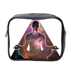 Deep Meditation #2 Mini Toiletries Bag 2 Side by Lab80