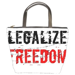 Legalize Freedom Bucket Bags by Lab80