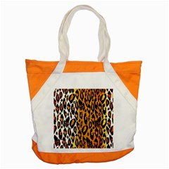 Cheetah Abstract Pattern  Accent Tote Bag
