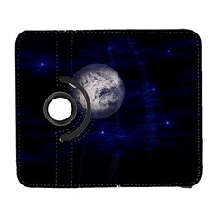 Moon And Stars Samsung Galaxy S  Iii Flip 360 Case by digitaldivadesigns