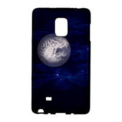 Moon And Stars Galaxy Note Edge by digitaldivadesigns