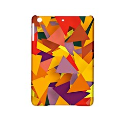 Geo Fun 8 Colorful Ipad Mini 2 Hardshell Cases by MoreColorsinLife