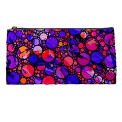 Lovely Allover Hot Shapes Pencil Cases