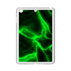 Cosmic Energy Green Ipad Mini 2 Enamel Coated Cases by ImpressiveMoments