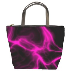 Cosmic Energy Pink Bucket Bags by ImpressiveMoments