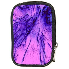 Special Fireworks Pink,blue Compact Camera Cases by ImpressiveMoments