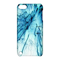 Special Fireworks, Aqua Apple Ipod Touch 5 Hardshell Case With Stand by ImpressiveMoments