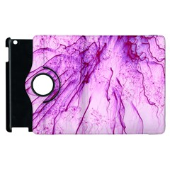 Special Fireworks, Pink Apple Ipad 2 Flip 360 Case