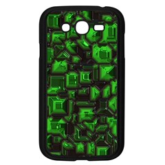 Metalart 23 Green Samsung Galaxy Grand Duos I9082 Case (black) by MoreColorsinLife