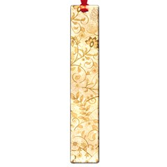 Flower Pattern In Soft  Colors Large Book Marks by FantasyWorld7