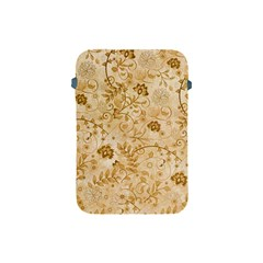 Flower Pattern In Soft  Colors Apple Ipad Mini Protective Soft Cases by FantasyWorld7
