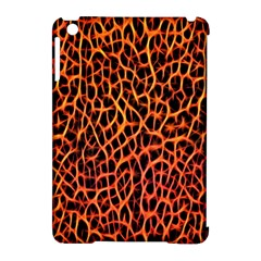 Lava Abstract Pattern  Apple Ipad Mini Hardshell Case (compatible With Smart Cover) by OCDesignss