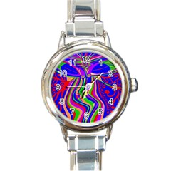 Transcendence Evolution Round Italian Charm Watches by icarusismartdesigns