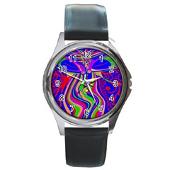 Transcendence Evolution Round Metal Watches by icarusismartdesigns