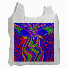 Transcendence Evolution Recycle Bag (one Side) by icarusismartdesigns