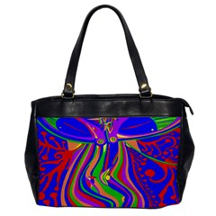 Transcendence Evolution Office Handbags by icarusismartdesigns
