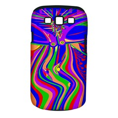 Transcendence Evolution Samsung Galaxy S Iii Classic Hardshell Case (pc+silicone) by icarusismartdesigns