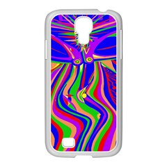 Transcendence Evolution Samsung Galaxy S4 I9500/ I9505 Case (white) by icarusismartdesigns