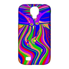 Transcendence Evolution Samsung Galaxy S4 Classic Hardshell Case (pc+silicone) by icarusismartdesigns