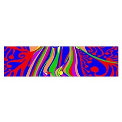 Transcendence Evolution Satin Scarf (oblong) by icarusismartdesigns