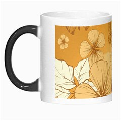 Wonderful Flowers With Butterflies Morph Mugs by FantasyWorld7