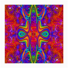 Abstract 1 Medium Glasses Cloth (2 Side) by icarusismartdesigns