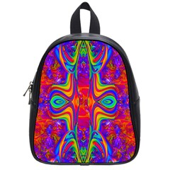 Abstract 1 School Bags (small)  by icarusismartdesigns
