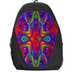 Abstract 1 Backpack Bag by icarusismartdesigns