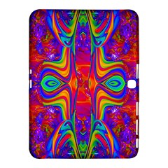 Abstract 1 Samsung Galaxy Tab 4 (10 1 ) Hardshell Case  by icarusismartdesigns