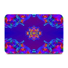 Abstract 2 Plate Mats by icarusismartdesigns