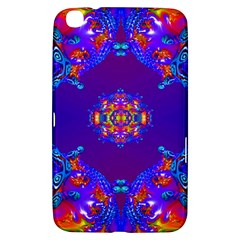 Abstract 2 Samsung Galaxy Tab 3 (8 ) T3100 Hardshell Case  by icarusismartdesigns