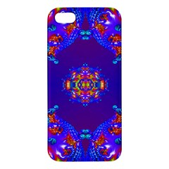 Abstract 2 Iphone 5s Premium Hardshell Case by icarusismartdesigns