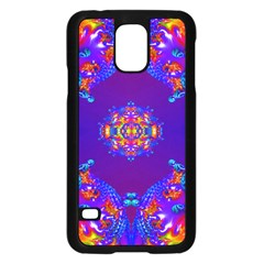 Abstract 2 Samsung Galaxy S5 Case (black) by icarusismartdesigns