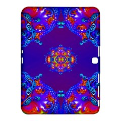 Abstract 2 Samsung Galaxy Tab 4 (10 1 ) Hardshell Case  by icarusismartdesigns