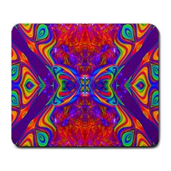 Butterfly Abstract Large Mousepad by icarusismartdesigns