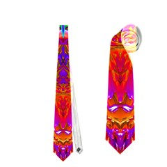 Butterfly Abstract Necktie (two Side) by icarusismartdesigns