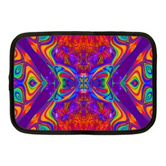 Butterfly Abstract Netbook Case (medium) by icarusismartdesigns